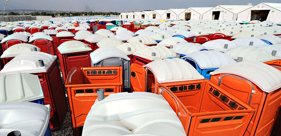 Champion Portable Toilets in Aldine,  TX